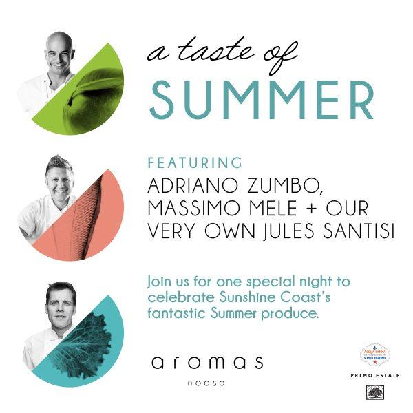 Aromas Taste of Summer Event