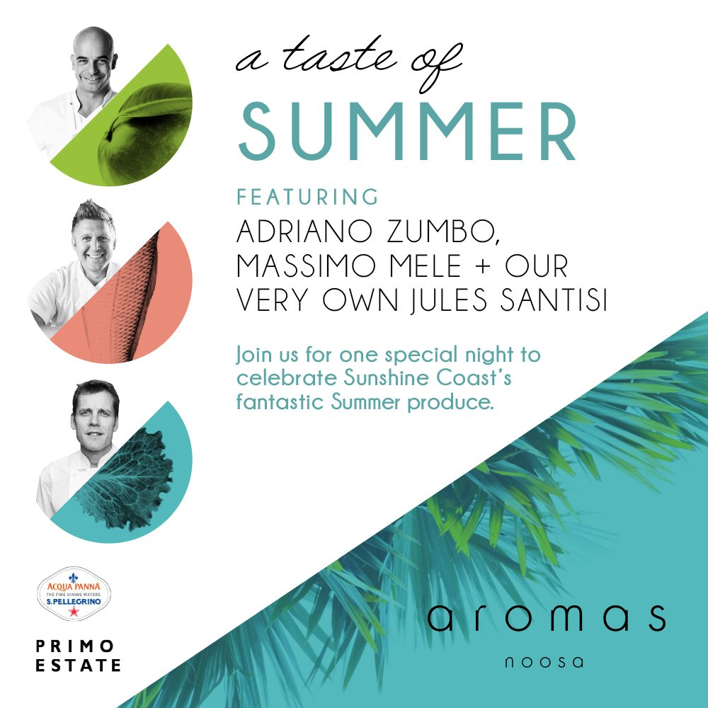 Aromas Taste of Summer Event