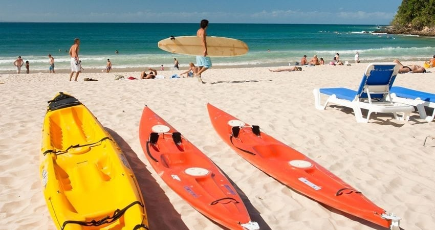 Blog Five Fun Ways To Get Fit In Noosa Without Even Trying01