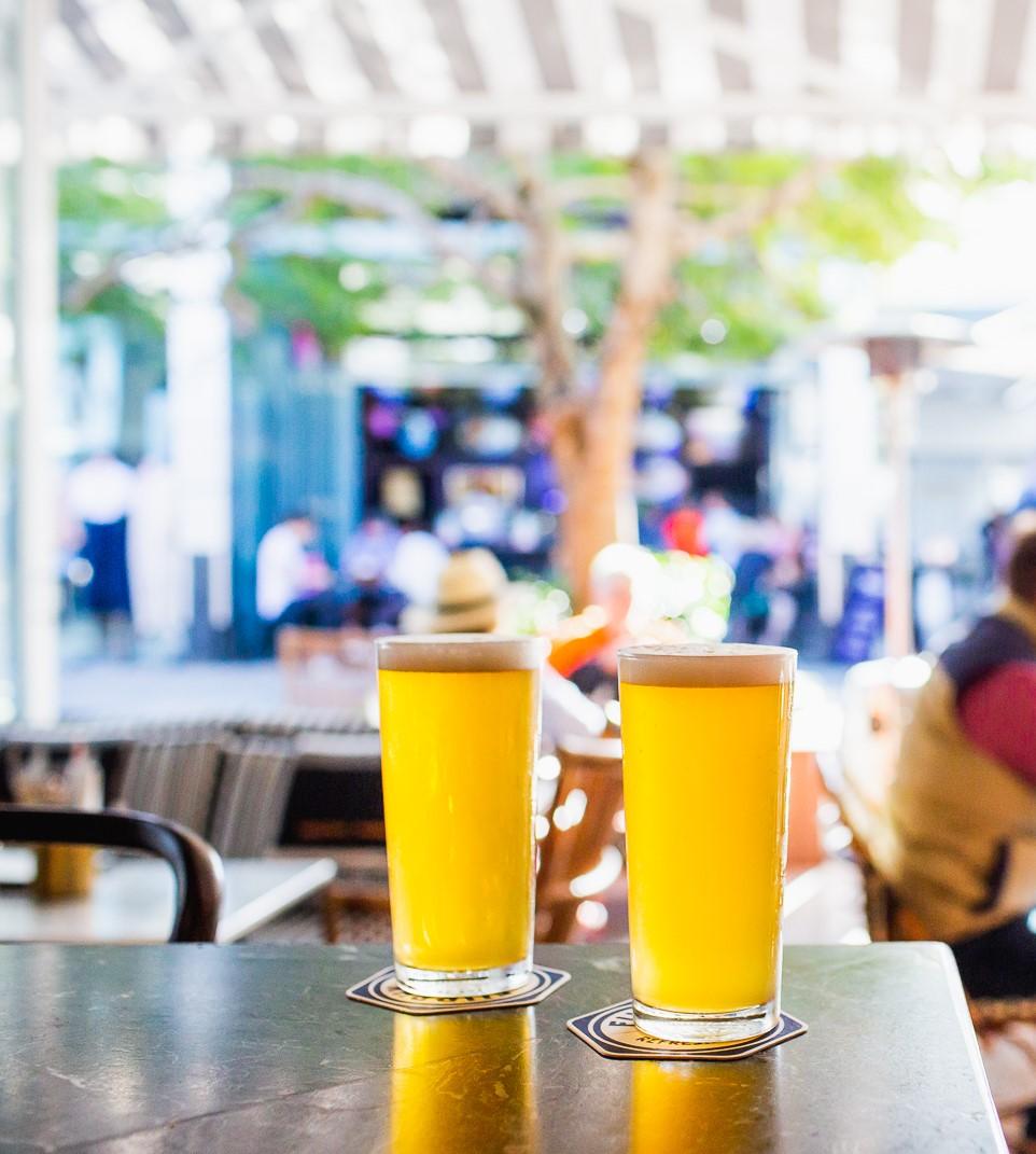Aromas Cafe Noosa Beers